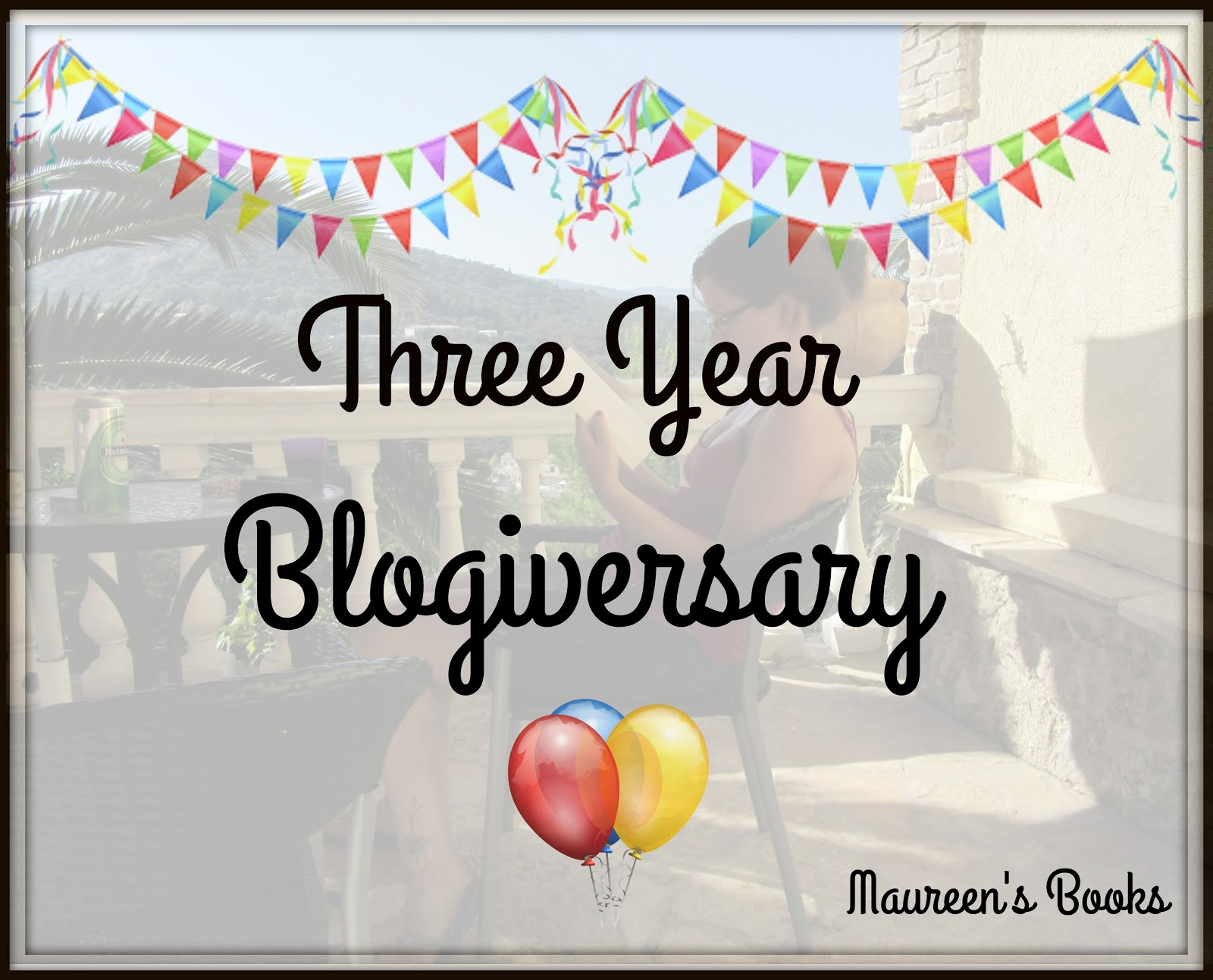 Blogiversary Giveaway!!