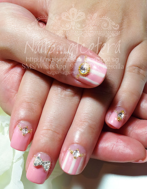 Nails Etcetera with Priscilla // Advertorial & Review ...