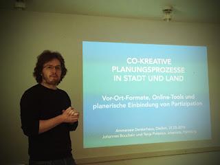 Johannes Bouchain über co-kreative Bürgerbeteiligung