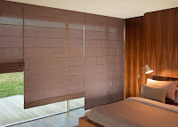 Cortinas dormitorio moderno