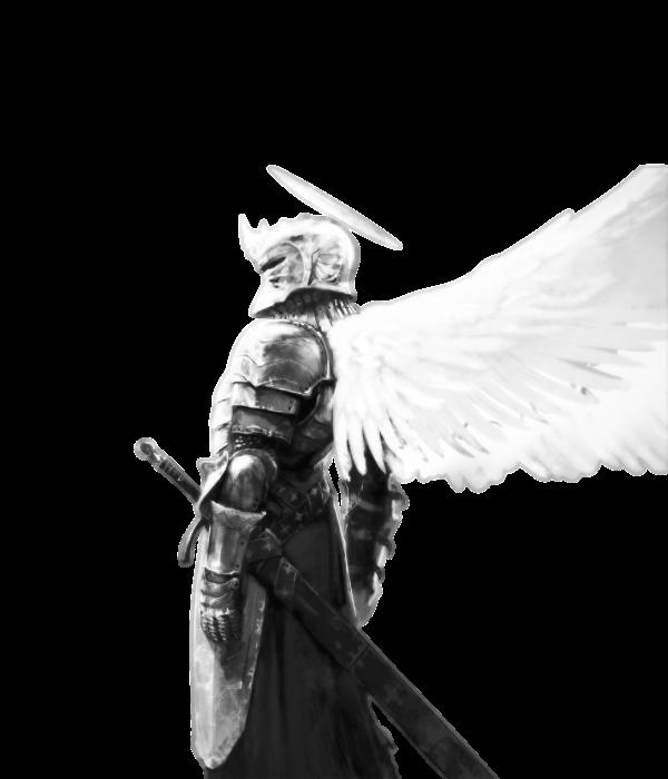 Fallen Knight - Render