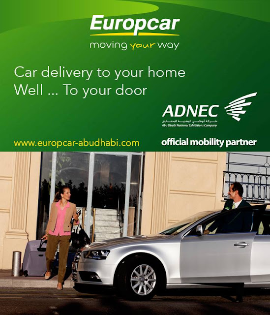 Europcar Abu Dhabi Car Delivery To Your Home Well To Your Door