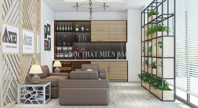 Thiết kế nội thất phòng giám đốc cao cấp cần chú trọng vấn đề gì - H3