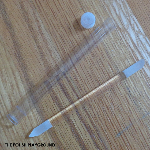 Aveniro Glass Nail Files Review