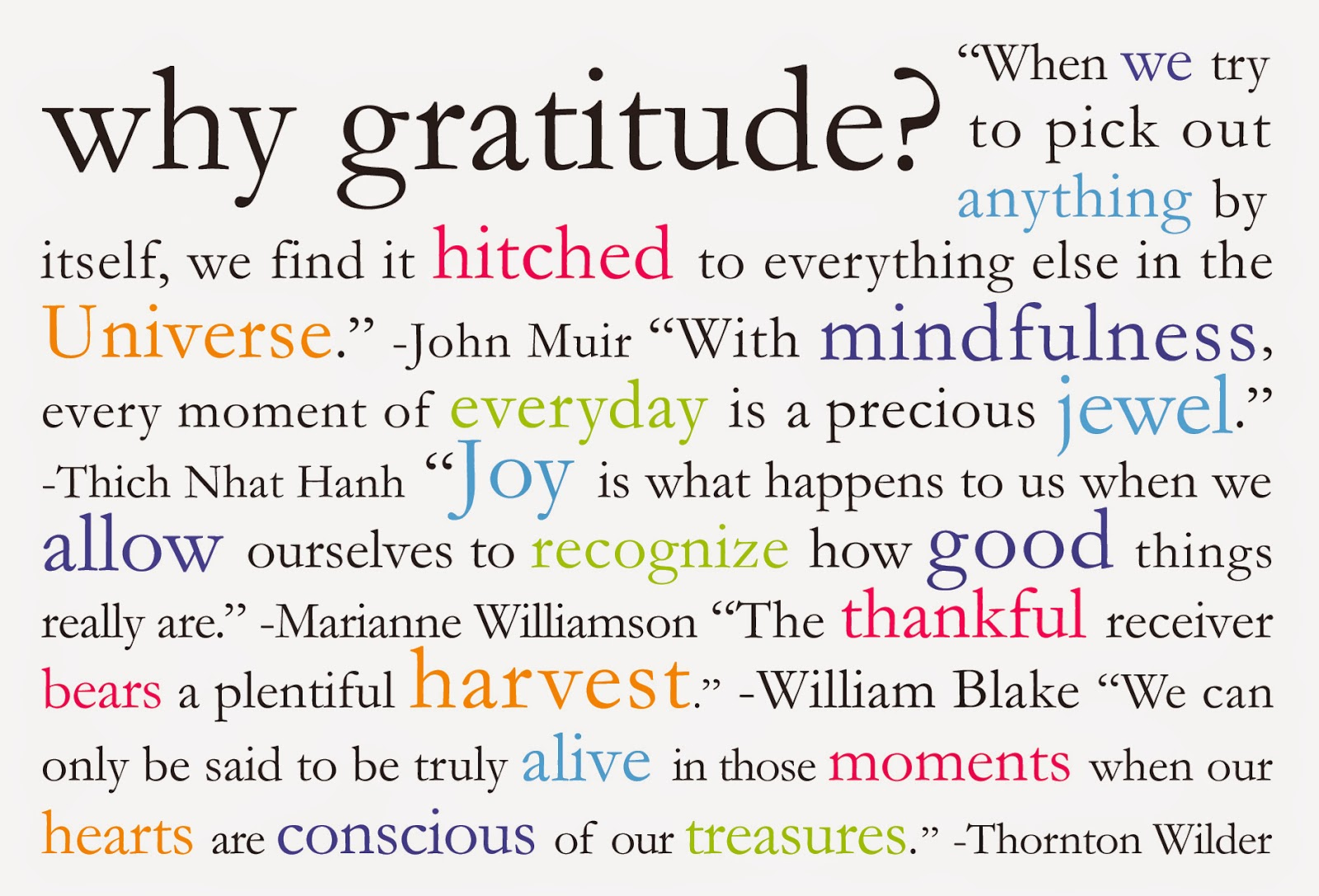 All This Is That Gratitude Challenge Day Four