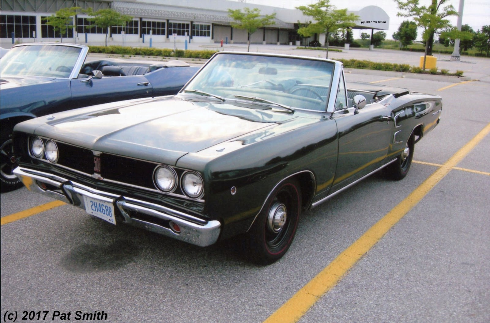 American Classic: 1968 Dodge Coronet 500 rag top