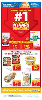Walmart Weekly Flyer April 19 - 25, 2018