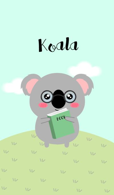 I'm Love cute Koala Theme