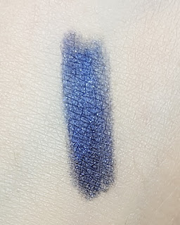 Avon mark. Big Colour Eye Pencil in Transforming Night swatch