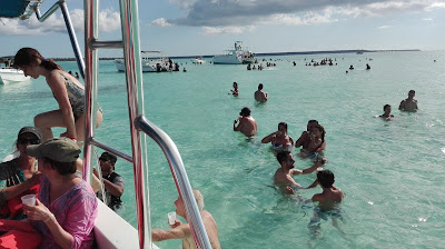 Piscina natural, Isla Saona, vuelta al mundo, round the world, mundoporlibre.com