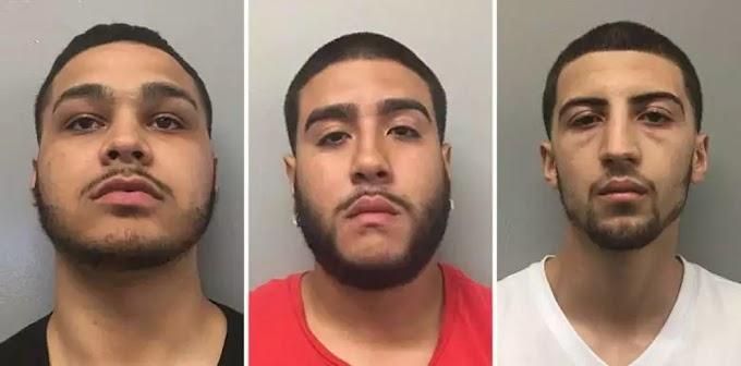 Detienen dominicanos y cómplice en New Jersey transportando mil paquetes de heroína