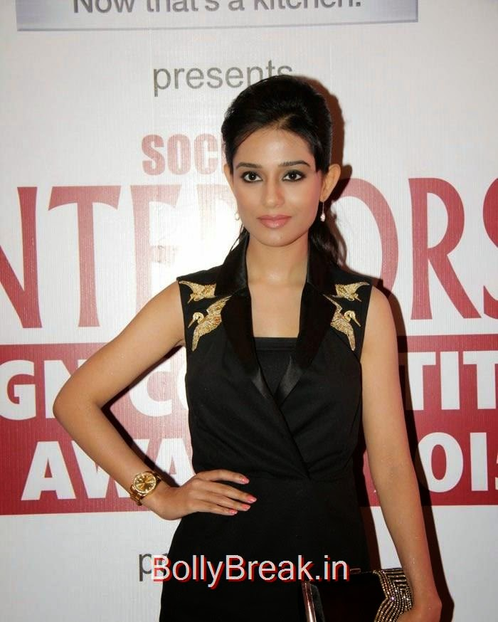 Amrita Rao, Sana Khan, Amrita Rao hot Images At Society Interiors Design Competition & Awards 2015