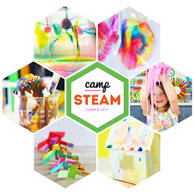 DIY At Home STEAM Camp for Kids