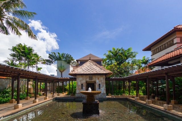 Jiwa Spa at Conrad Bali