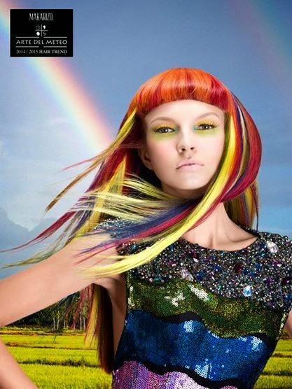 contoh desain poster beauty salon kecantikan hair stylist style design kapter therapist brand merek perawatan rambut jenis macam treatment spa creambath shampo cewek wanita