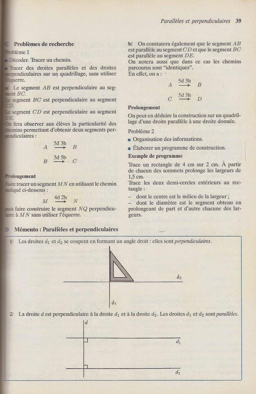 Fiches dexercices géométrie CM2 La classe de Crol
