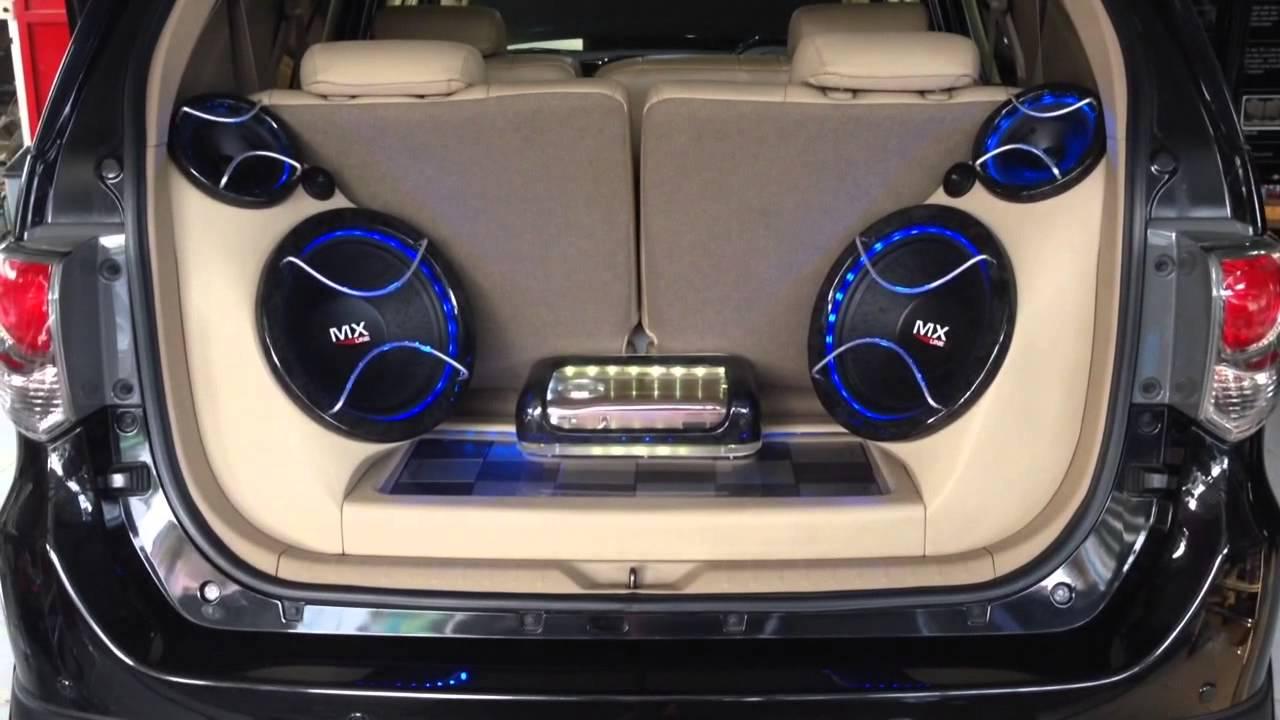 Modifikasi Audio Mobil Tangerang