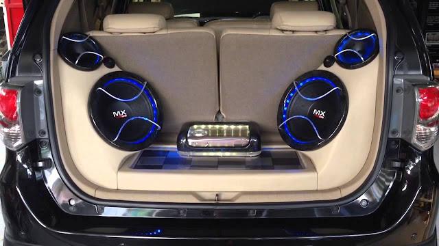 Tips Modifikasi Audio Mobil Daihatsu Terios
