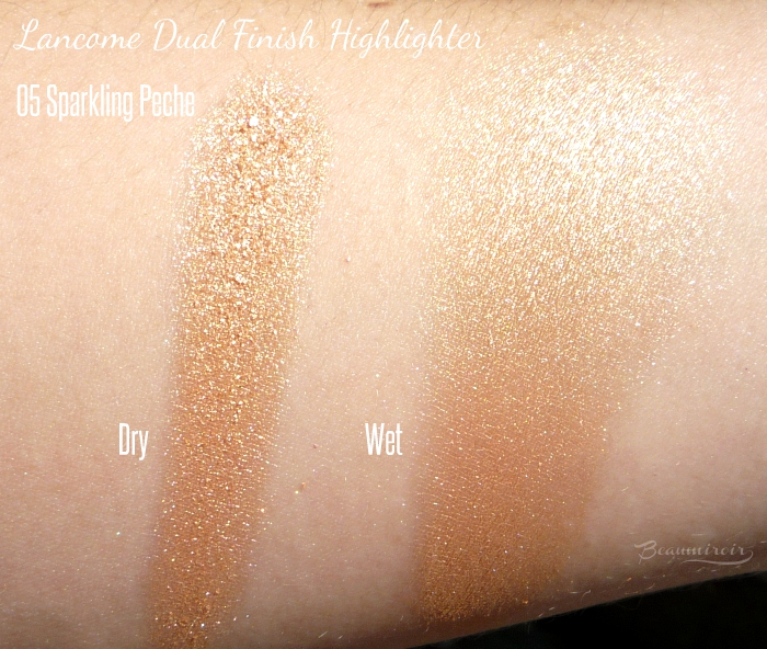 Dual Finish Multi-tasking Illuminating Highlighter by Lancôme #3