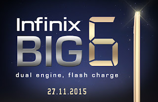 Infinix new device hot note 2 Infinixbig6