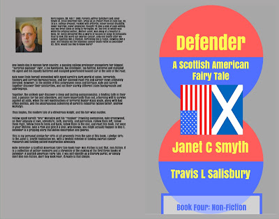 Cover For Defender Minibook Four Paperback