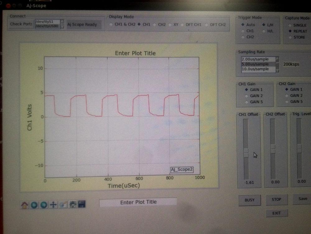 Sangorrin: Assembling a dsPIC-based DIY oscilloscope