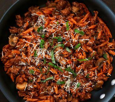 Tomato Basil Italian Sausage Skilled recipes - foodocon