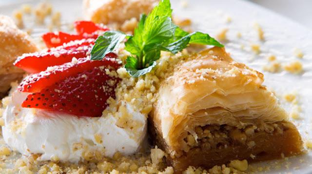 Make-pistachio-baklava-at-home