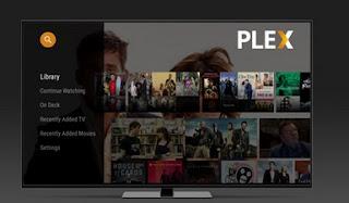Installare Plex su TV