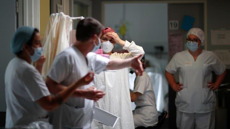 وفيات-فيروس-كورونا-في-فرنسا-قرب-26000-في-طريقها-للتساوي-مع-إسبانيا