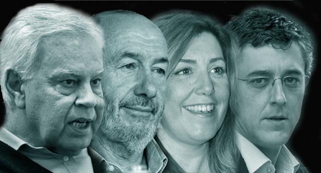 El PSOE y el dedo anular