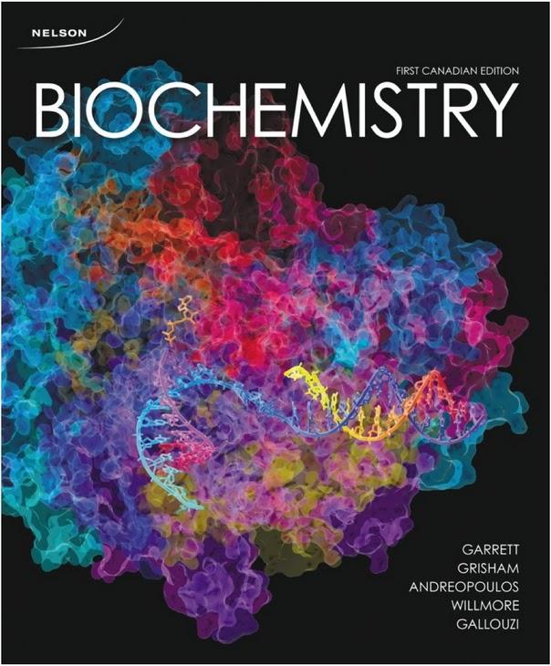 biochemistry first canadian edition