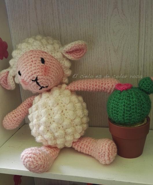 oveja ganchillo crochet