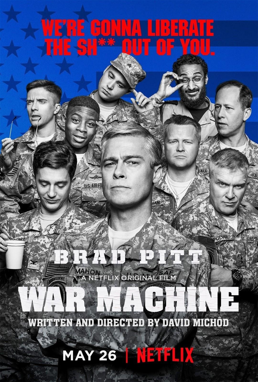 War Machine (2017) วอร์แมชชีน