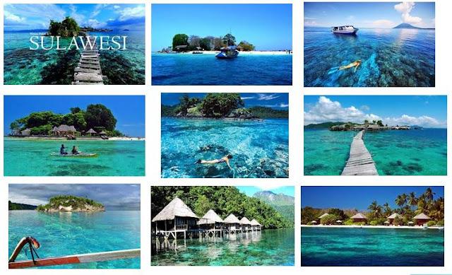 Wisata Pulau Sulawesi