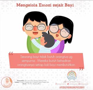 Arti Kehadiran Orangtua Bagi Bayi