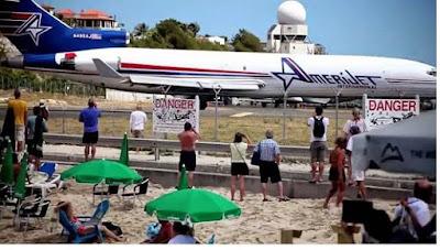 Bandar Udara Internasional Putri Juliana - pustakapengetahuan.com