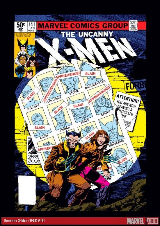 [RANKING QUADRINHOS] - Guerra Civil 2 (encerrado) - Página 39 X-Men+-+Dias+de+um+Futuro+Esquecido+(Fabulosos+X-Men+%23141)