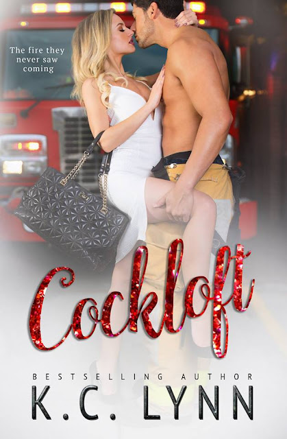 """Fun and flirty"" #BookReview Cockloft by @AuthorKCLynn #Romance #Giveaway"