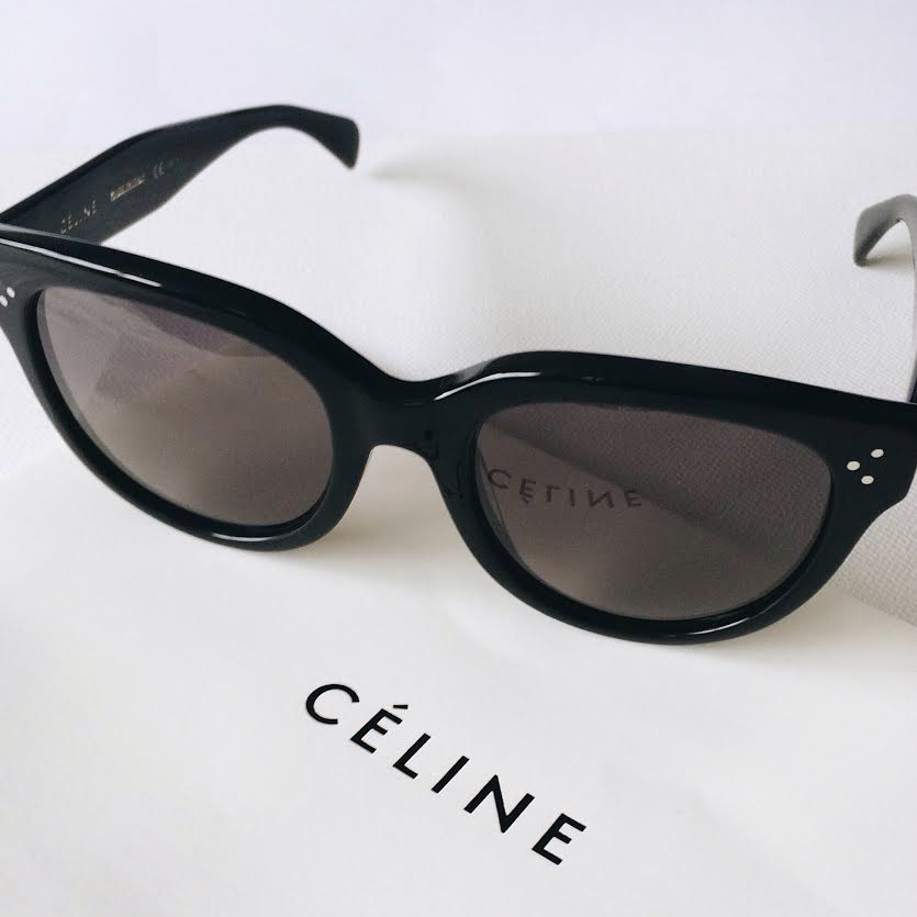 Céline Audrey Sunglasses Review