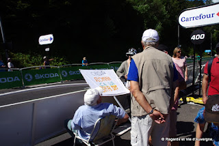 Tour de France 2016 au Lioran, Cantal.