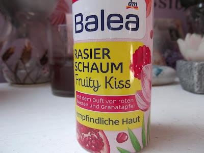 Fruity Kiss pena na holenie
