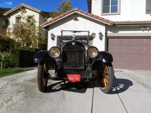 1920 Studebaker Special 6
