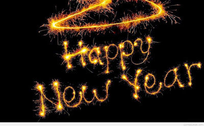 New year greetings 2018