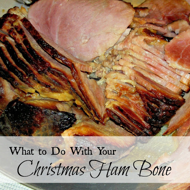 What to do with your holiday ham bone to stretch your food budget.
