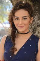 Seerat Kapoor Stunning Cute Beauty in Mini Skirt  Polka Dop Choli Top ~  Exclusive Galleries 042.jpg