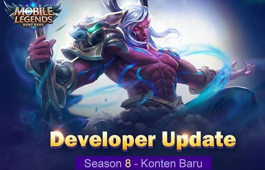 Apakah Anda siap untuk menyambut Season  Season 8 Mobile Legends Segera Dimulai, Apa Saja Yang Terbaru?