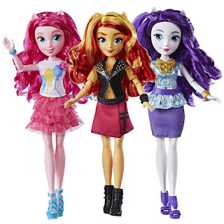 All My Little Pony Eqg Reboot Dolls