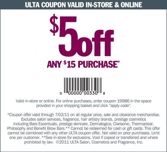 Ulta Beauty Coupons Discounts Promo Codes