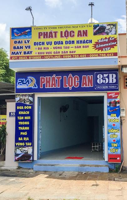 Limousine VIP Phát Lộc An chính thức khai trương văn phòng tại TP Bà Rịa